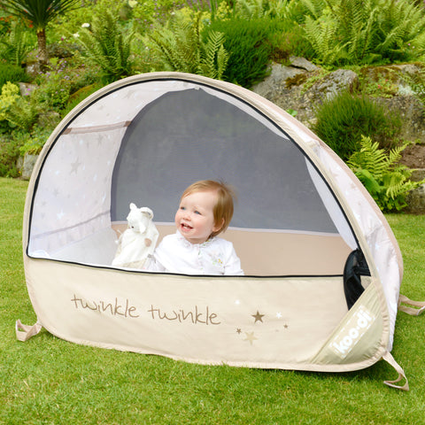 Koo-di Pop-Up Sun & Sleep TravelCot