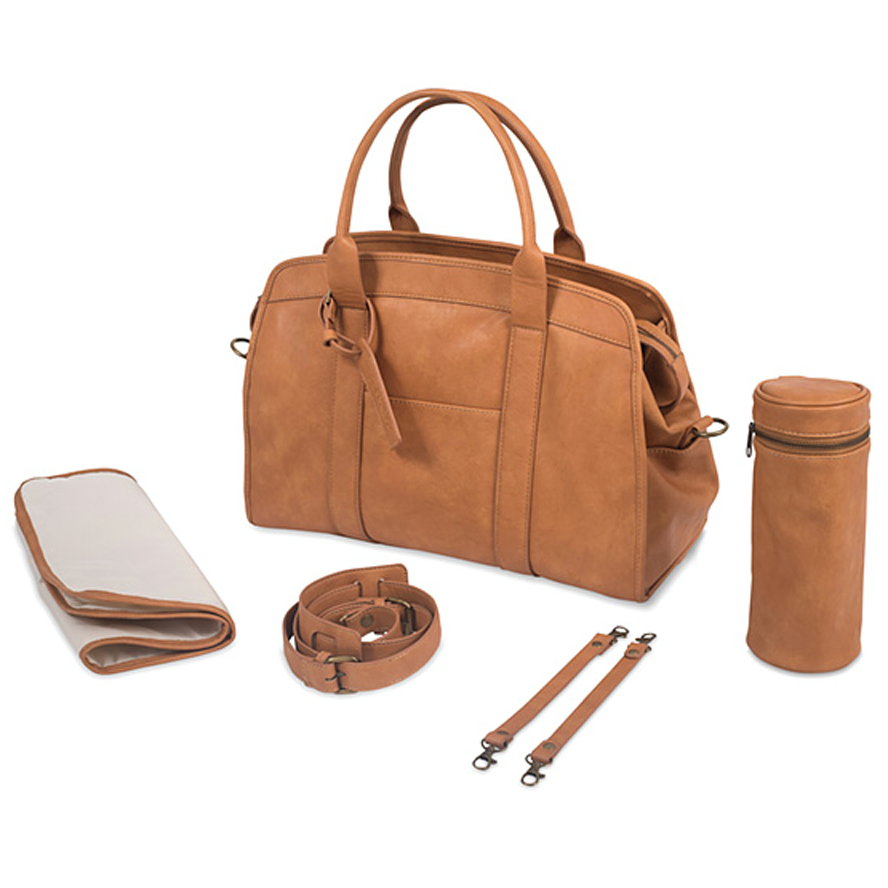 Jollein Baby Leather Changing Bag