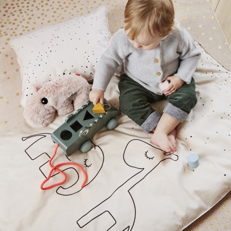 Done by Deer Bed Linen Kids Bedding Set - Dreamy Dots