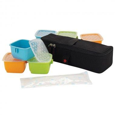 Skip Hop Bento Meal-to-Go Changing Bag - Black 3