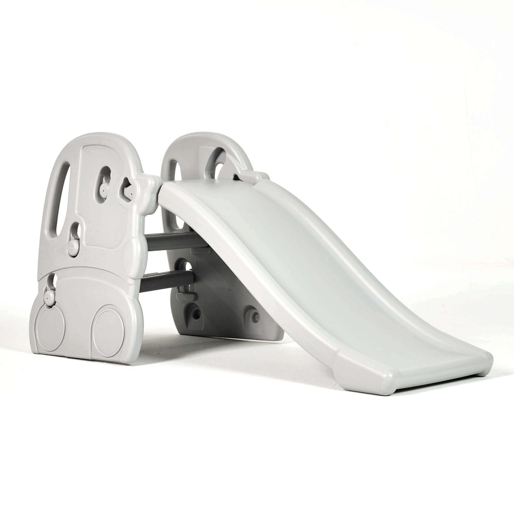Hooga Kids Slide Indoor or Outdoor Slide - Car