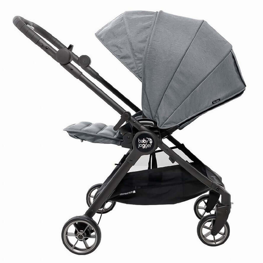 Baby Jogger City Tour LUX Stroller – Slate Grey