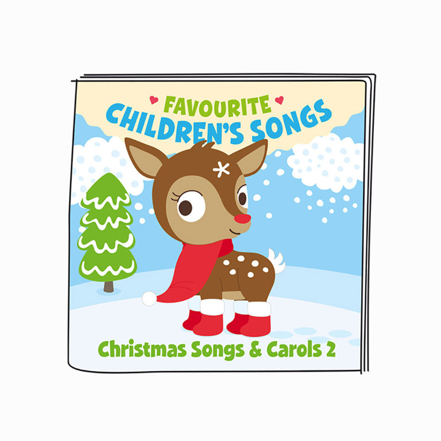Tonies Christmas Songs and Carols 2 - Audio Character