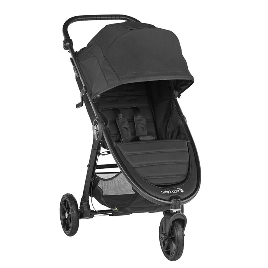 Baby Jogger City Mini GT2 Stroller - Jet Black
