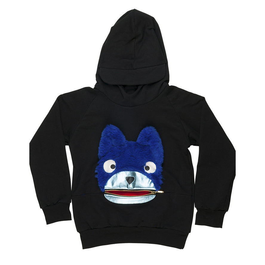 WAUW CAPOW by BANG BANG Copenhagen Manny Hoodie - Black