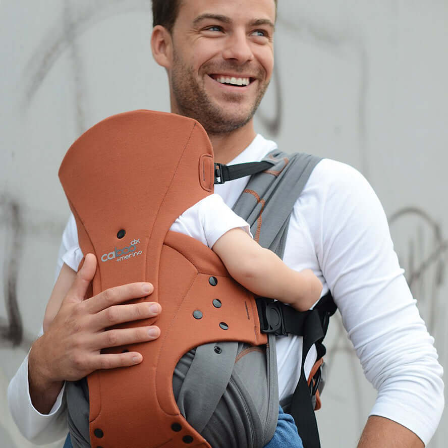 Close Parent Caboo DX+ Multi Position Baby Carrier