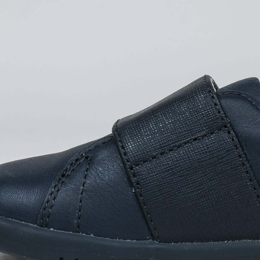 Bobux I-Walk Boston Shoes - Navy