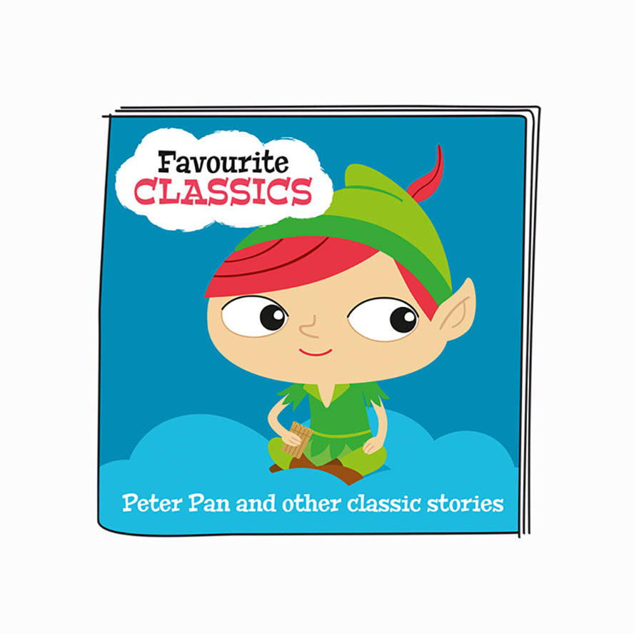 Tonies Peter Pan Favourite Tales - Audio Character