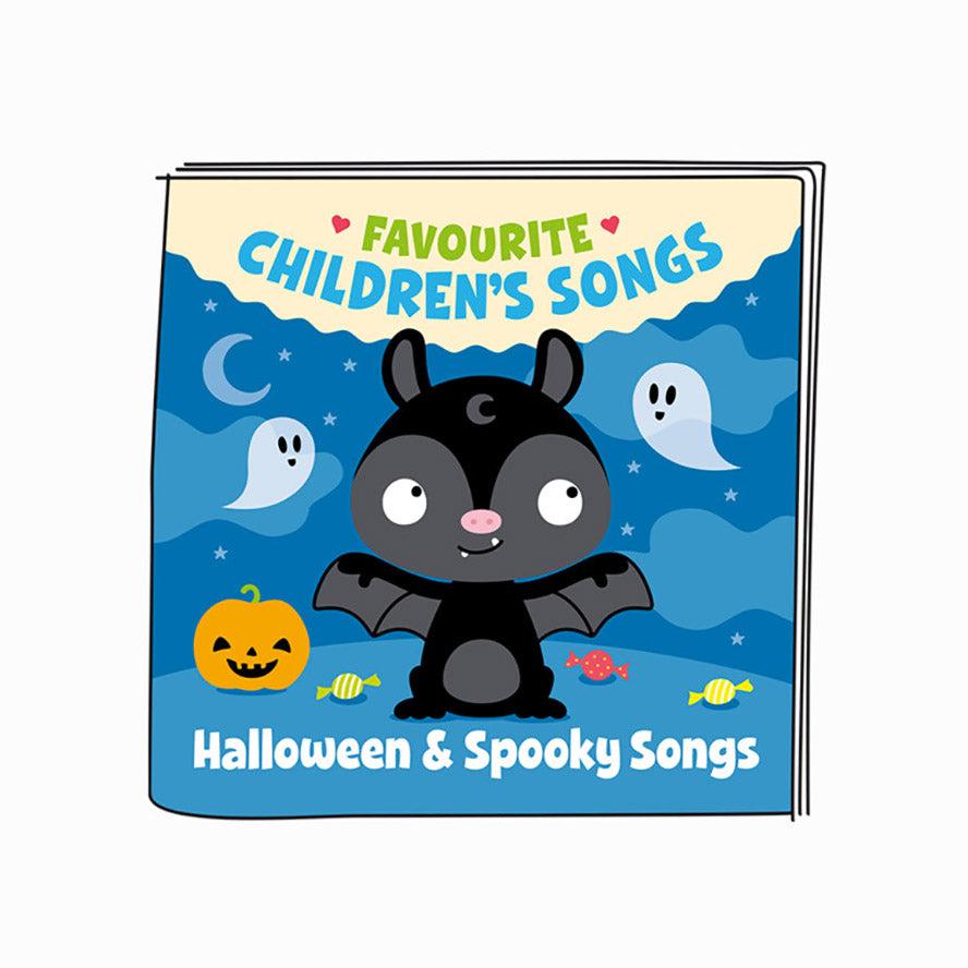 Tonies Favourite Children's Songs Halloween & Spooky Songs  - Audio Character