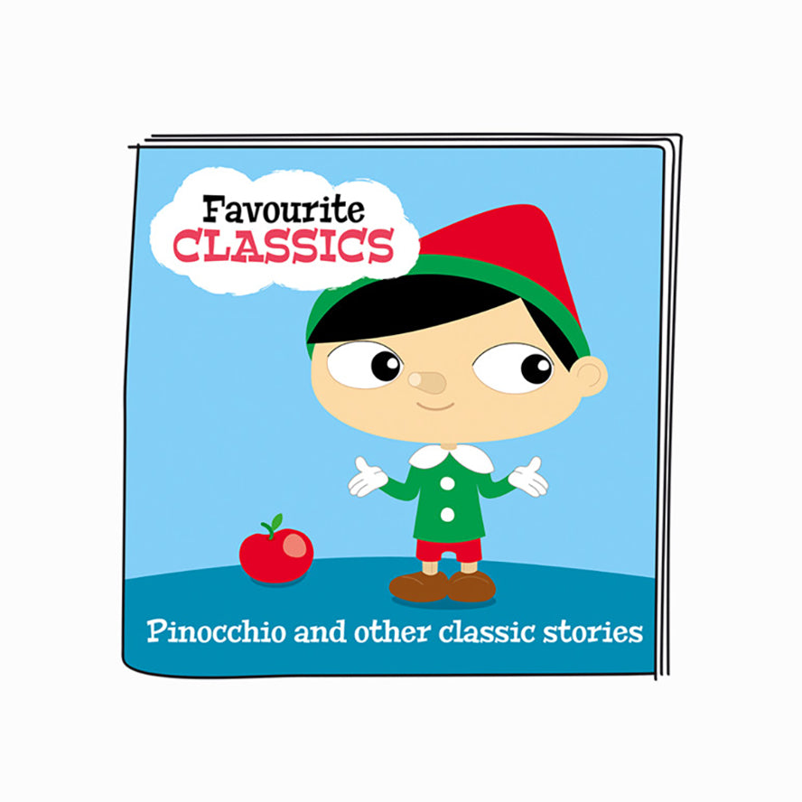 Tonies Pinocchio and Other Classic Stories - Audio Character