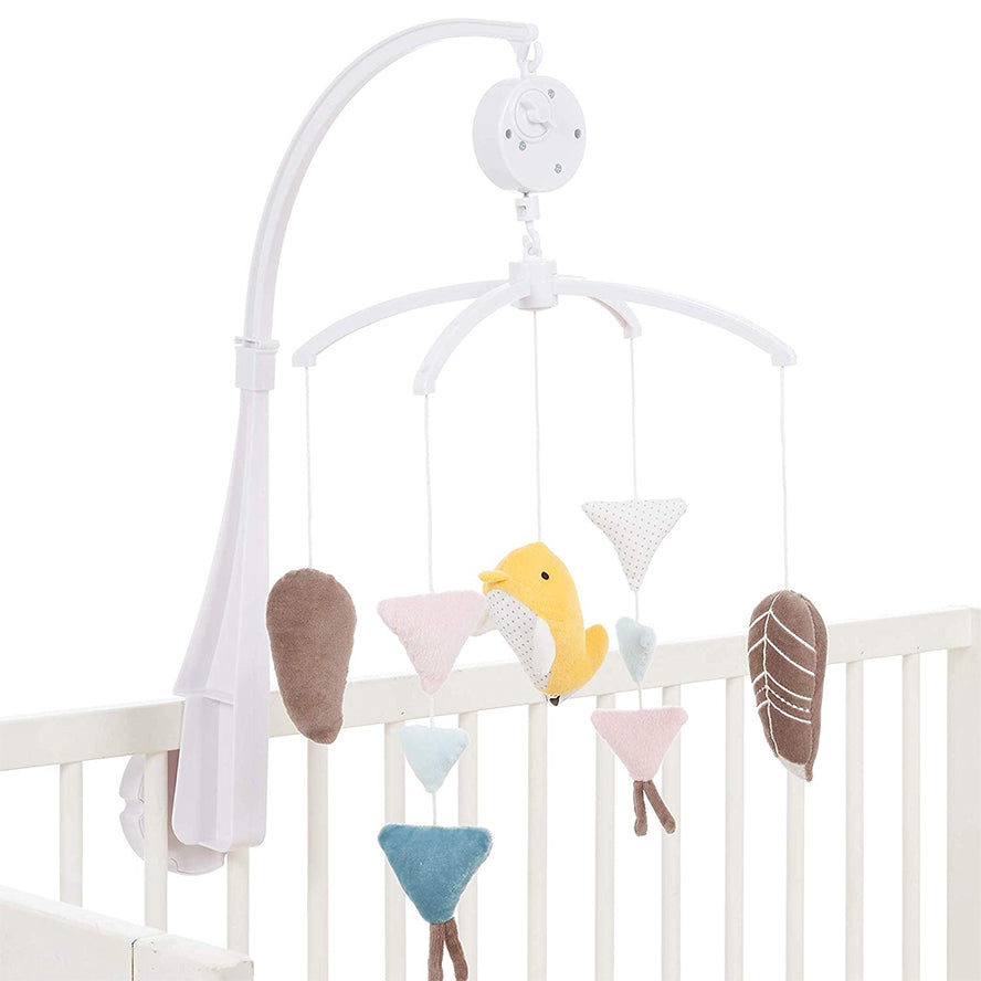 Mini Dream Baby Music Mobile - Forest Birds
