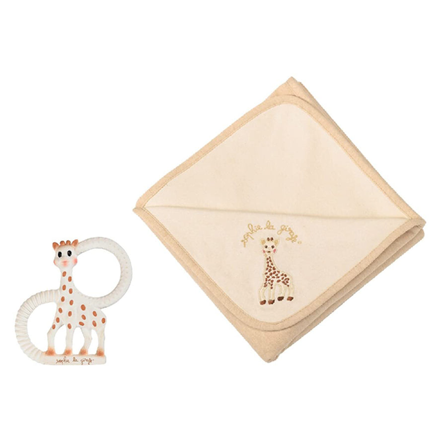 Newborn Gift Set - Sophie la Girafe So Pure Baby Gift Set