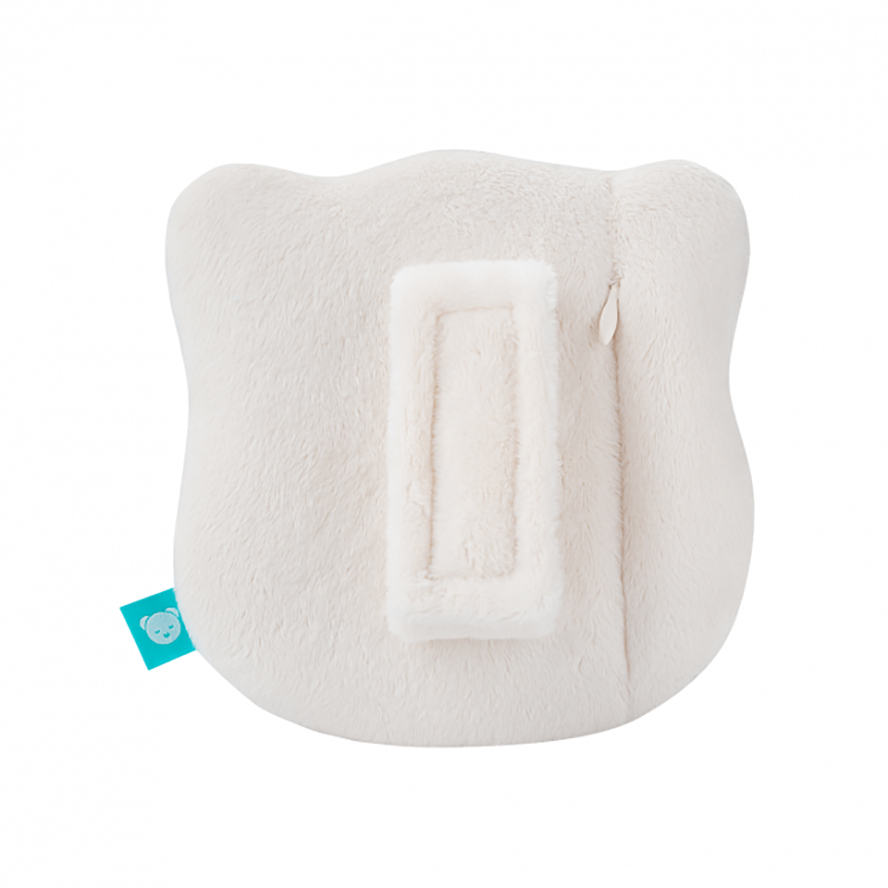 MyHummy Mini Sleep Aid Basic Sensory Heart - Ecru