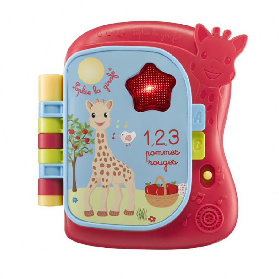 Sophie la Giraffe Musical Light Up Baby Book