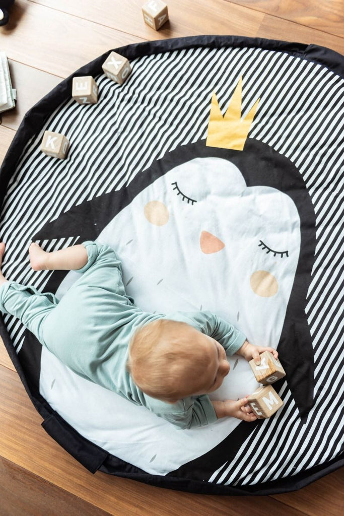 Play & Go Soft Baby Playmat Toy Bag