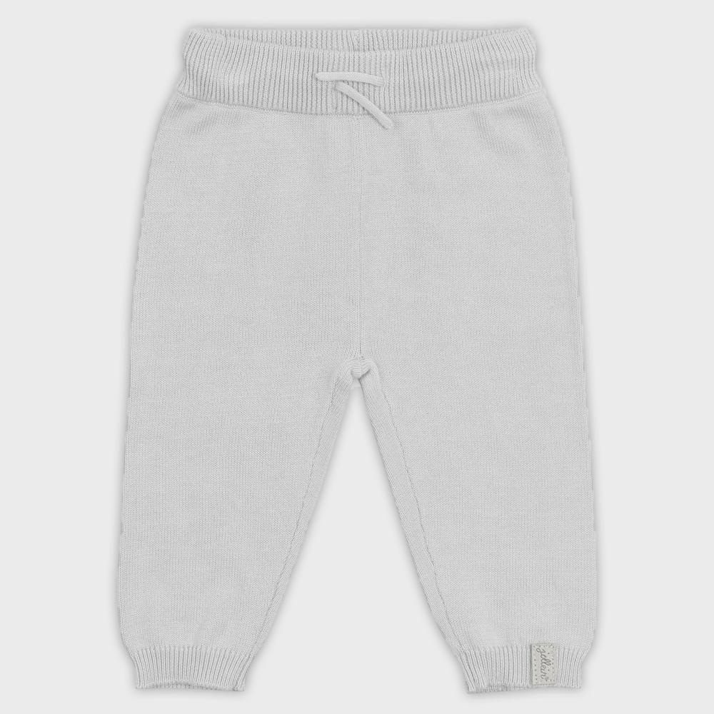 Jollein Baby Trousers - Soft Grey