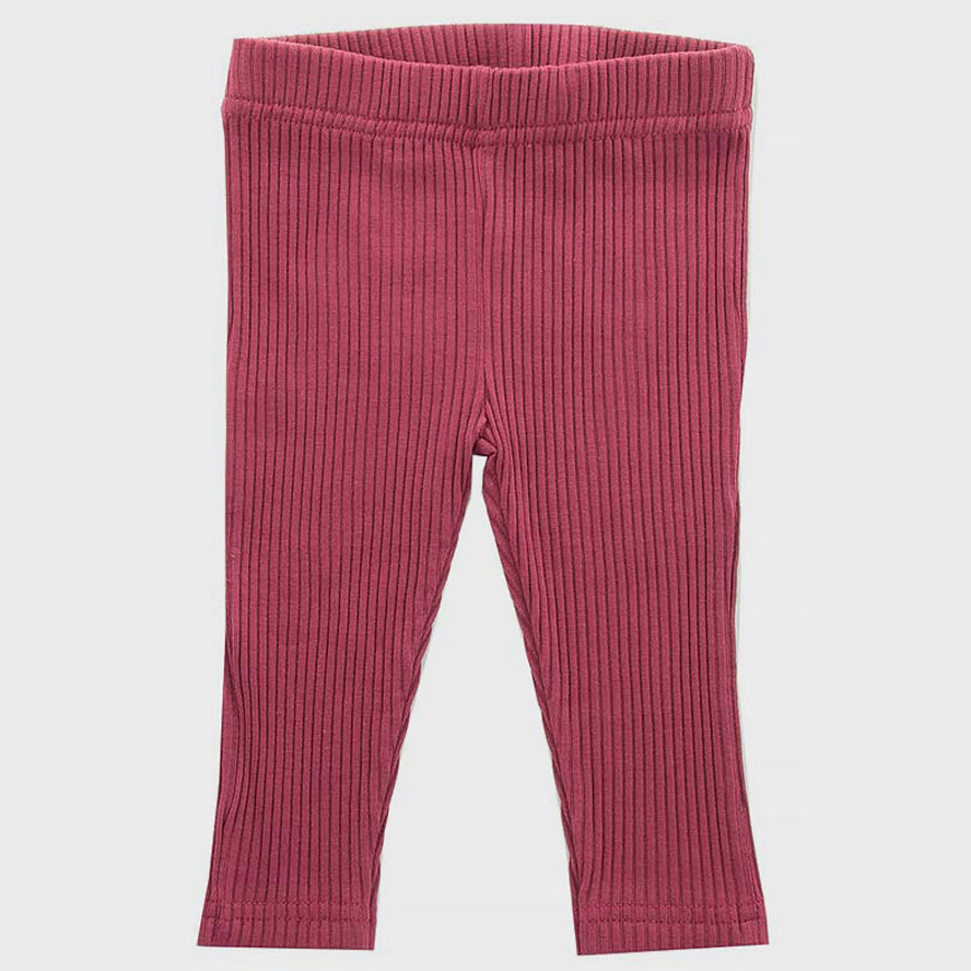 Jollein Baby Rib Leggings Organic Cotton