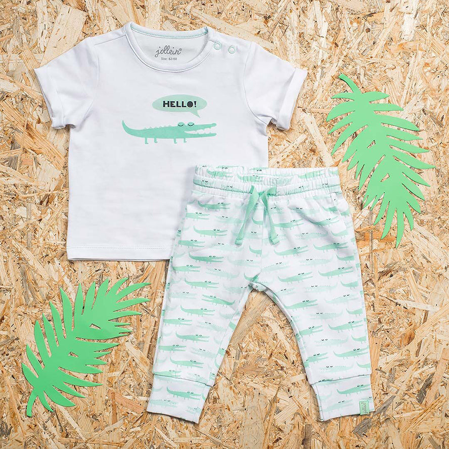 Jollein Pants and T-shirt Set 2PCs