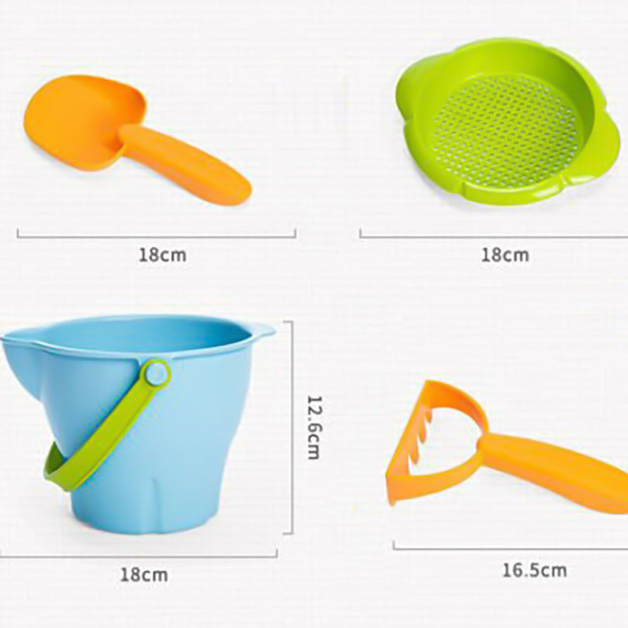 UDEAS Bucket and Spade Set Beach Toys
