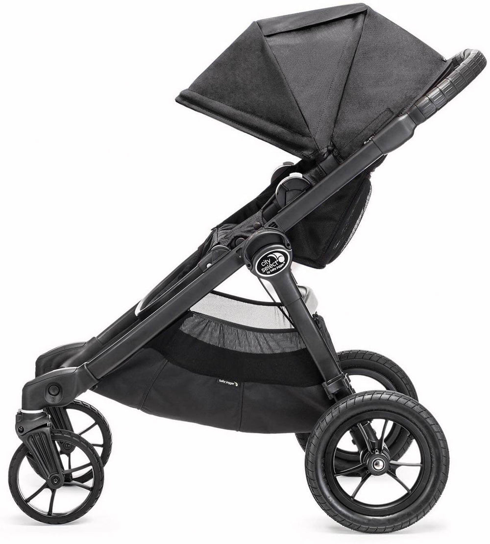 Baby Jogger City Select Stroller - Charcoal Denim