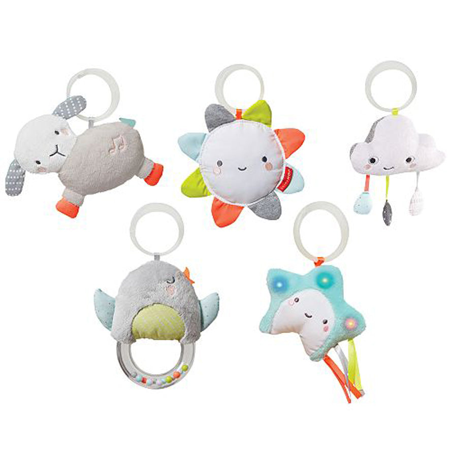 Skip Hop Silver Lining Cloud Activity Gym - Grey