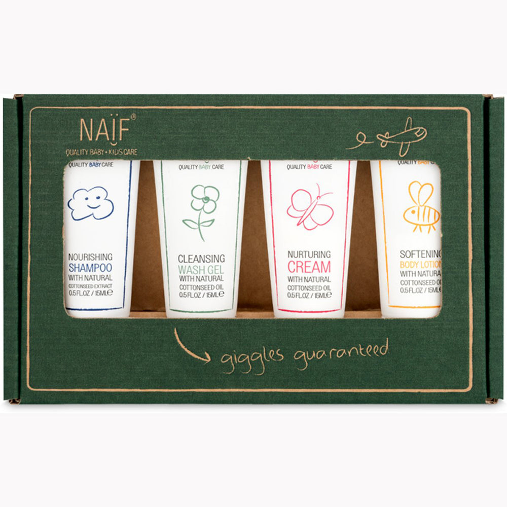 NAIF Mini Travel Set