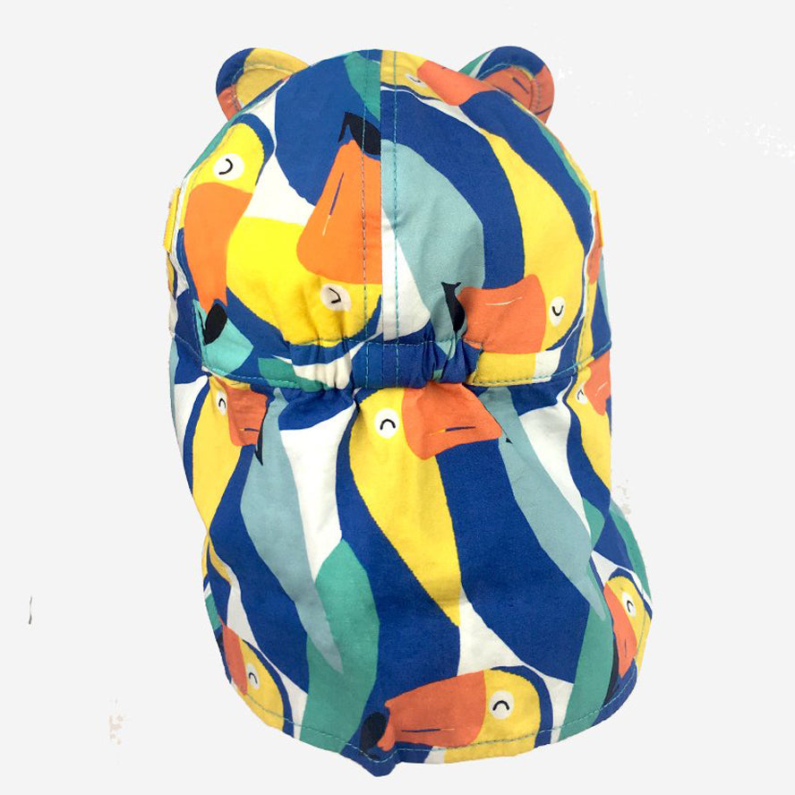 Little Hotdog Watson Cub Kids Sun Cap - Toucan Play