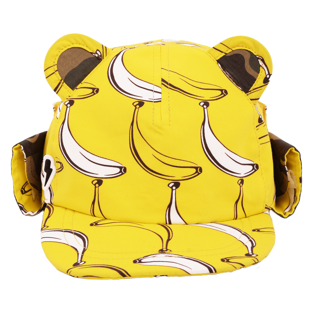 Little Hotdog Watson Cub Kids Sun Cap - Banana Split