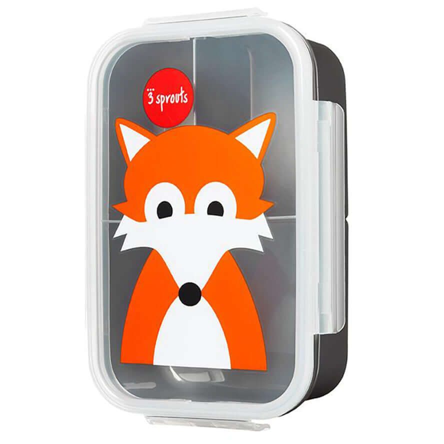 3 Sprouts Bento Box - Fox
