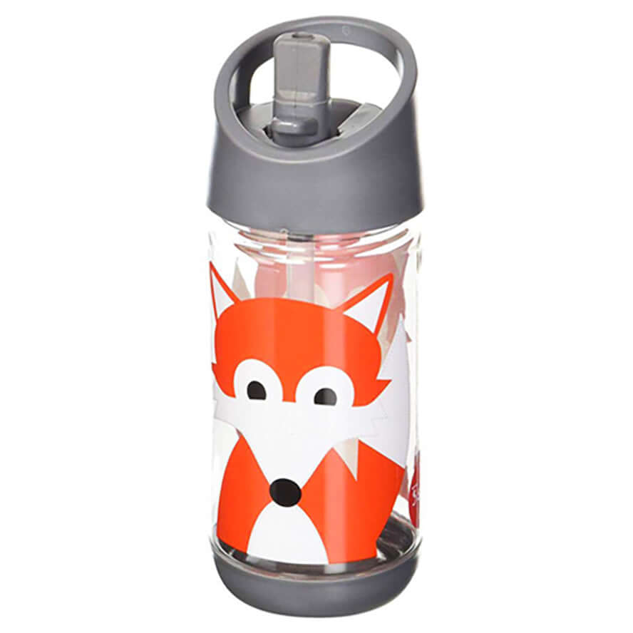 3 Sprouts Kids Water Bottle - Fox