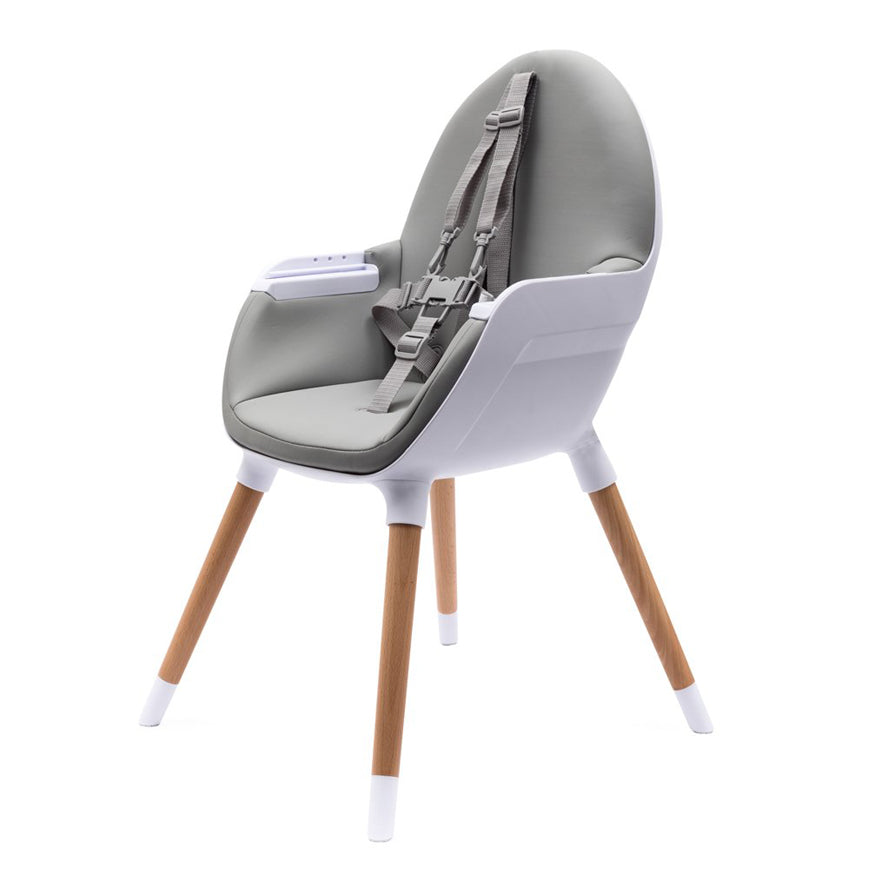 Koo-di Duo Wooden Highchair