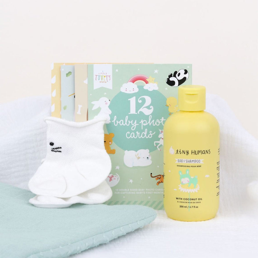 A Little Lovely Company Baby Gift Box - Welcome Little Baby (S)