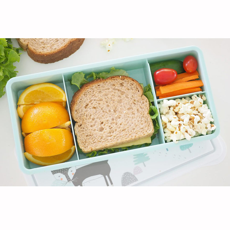 Love Mae Kids Lunch Box - Wandering Fox