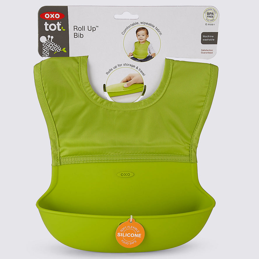 OXO Tot Roll Up Bib