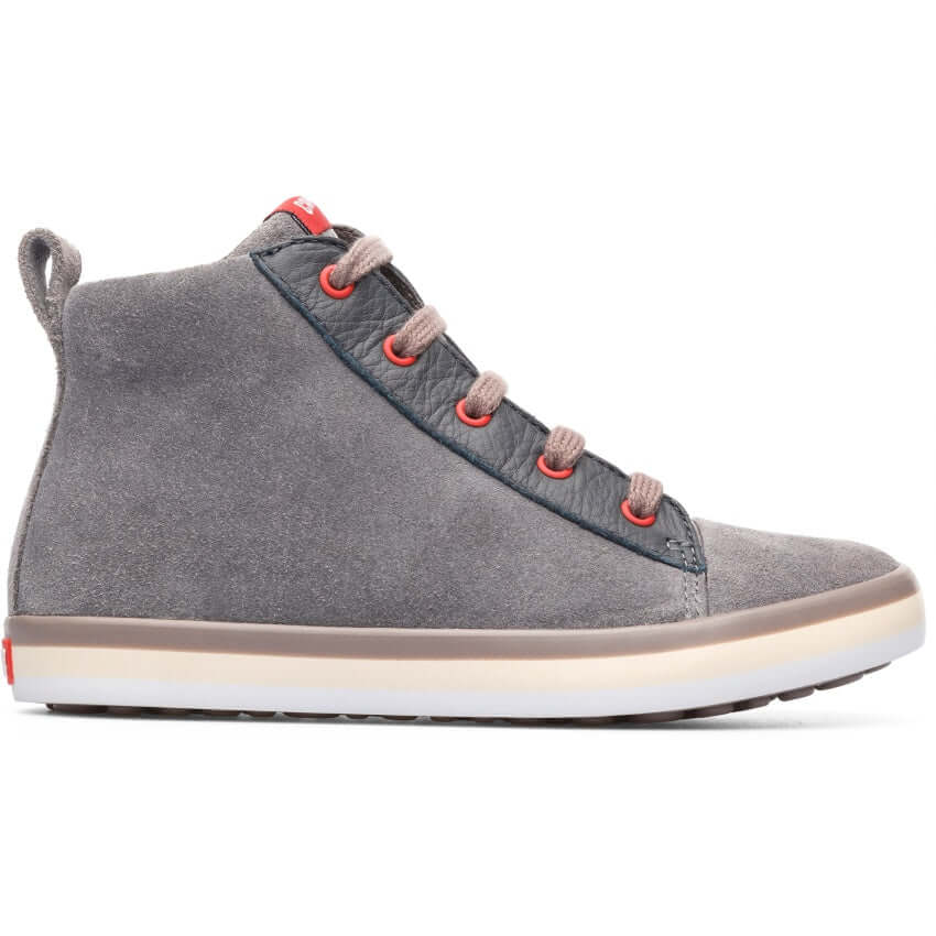 Camper Pursuit Boys Boots - Grey