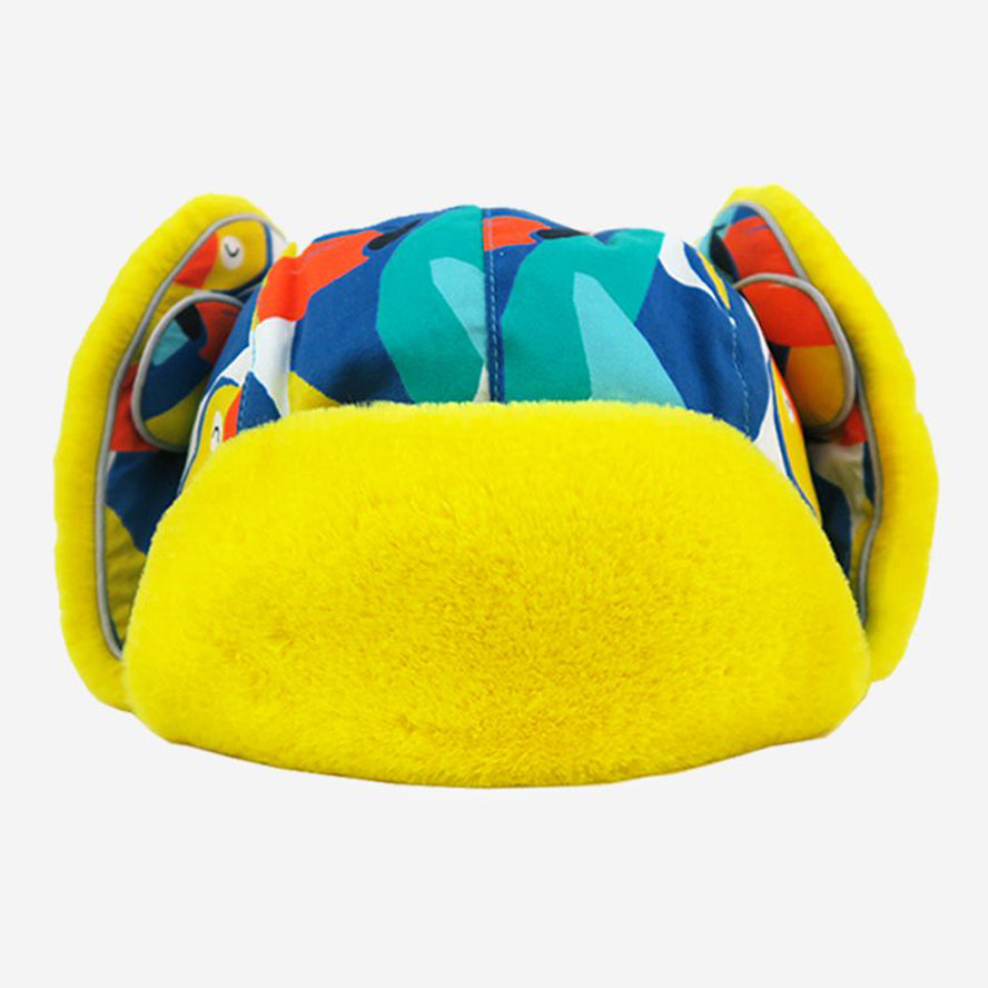 Little Hotdog Watson Arctic Cub Kids Trapper Hat - Toucan Play