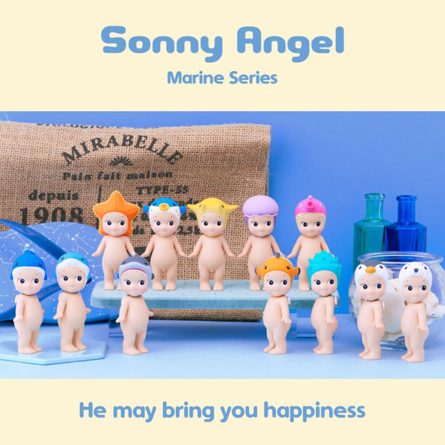 Sonny Angel Marine Animal Series