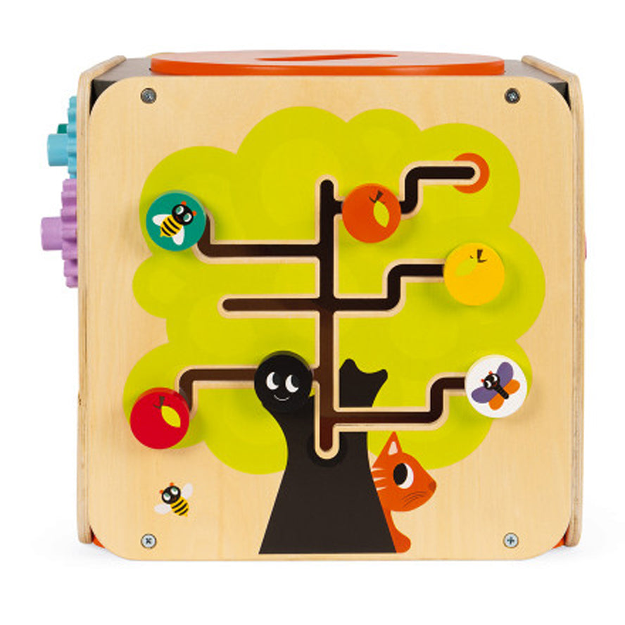 Janod Multi-Activity Looping Toy