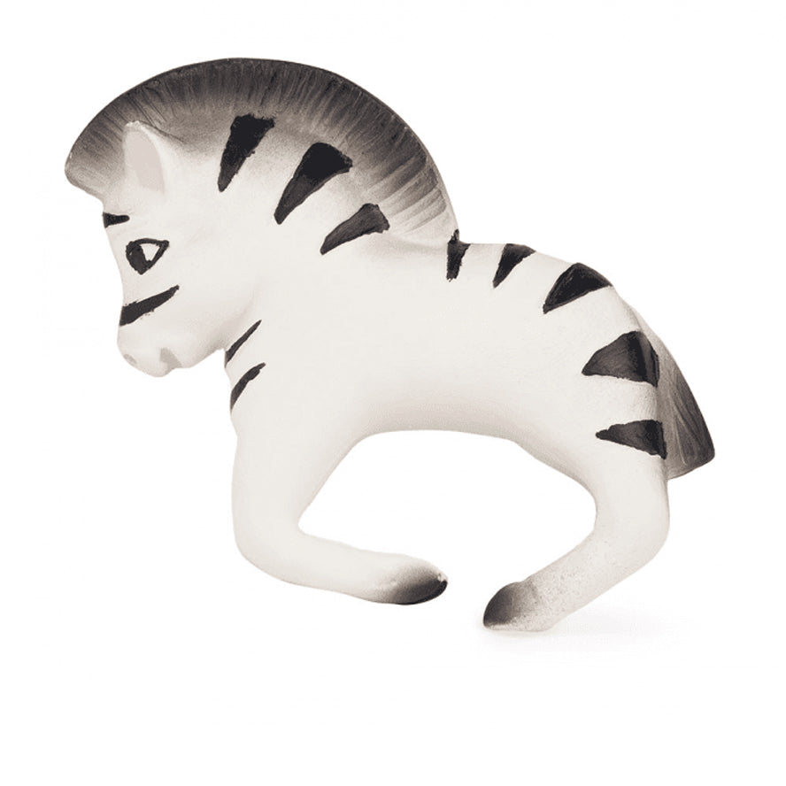 Oli & Carol Chewable Teething Bracelet - Zoe The Zebra