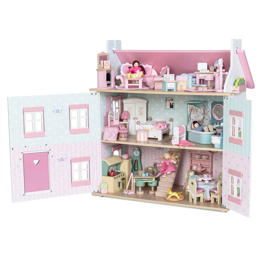 Le Toy Van Sophies Wooden Dolls House
