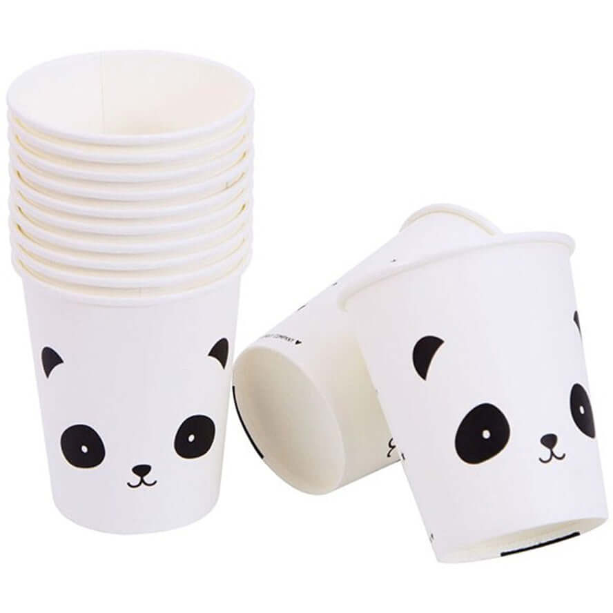 A Little Lovely Company Kids Party Kits - Panda