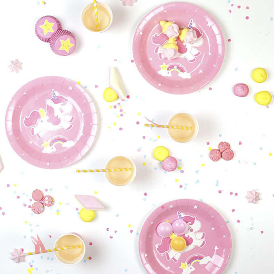 A Little Lovely Company Kids Party Kits - Unicorn
