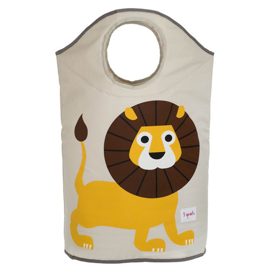 3 Sprouts Kids Laundry Hamper - Lion