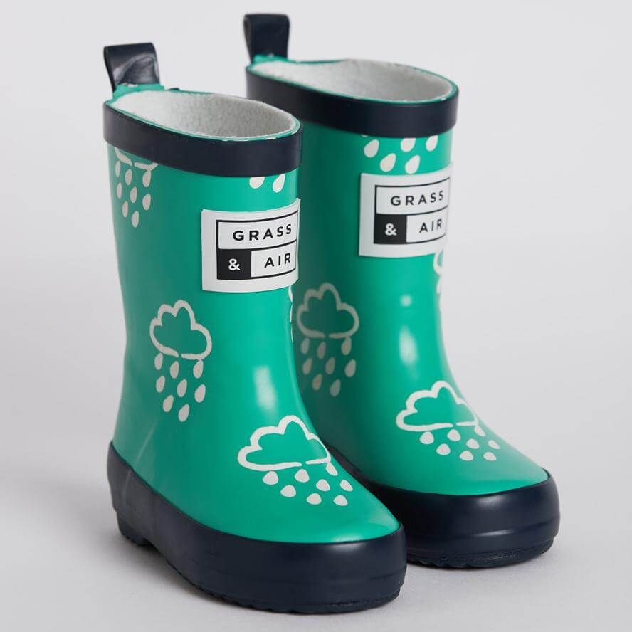 Grass & Air Kids Mini Adventure Wellies