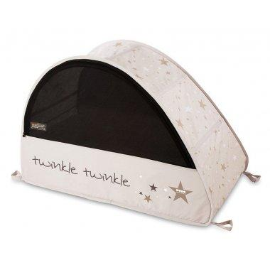 Koo-di Pop-Up Sun & Sleep TravelCot - Twinkle Twinkle 1