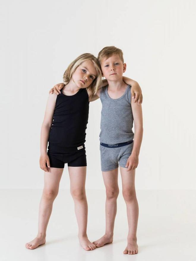 MarMar Copenhagen Kids Sleeveless Top - 2 Pack