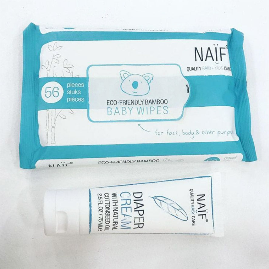 NAIF Baby Diaper Cream - 75ml
