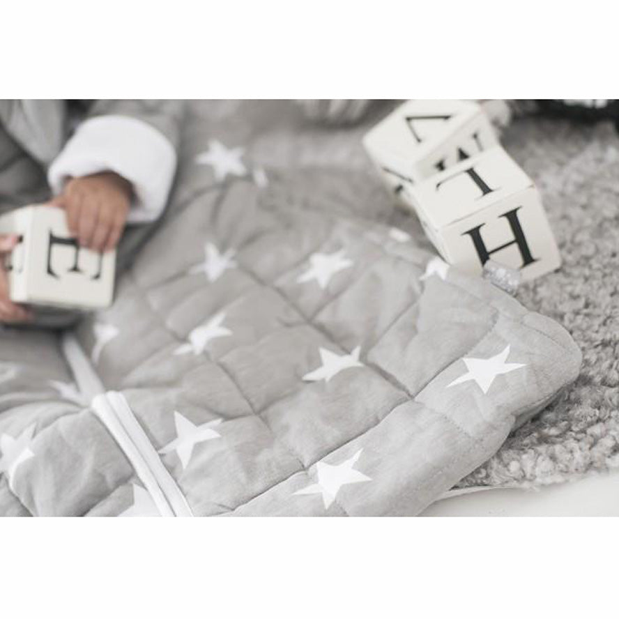 Jollein Sleeping Bag Removable Sleeves - Little Star