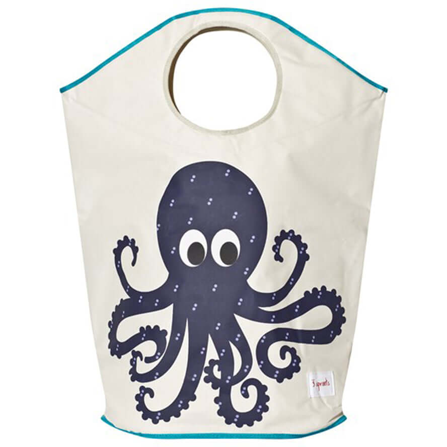 3 Sprouts Kids Laundry Hamper - Octopus