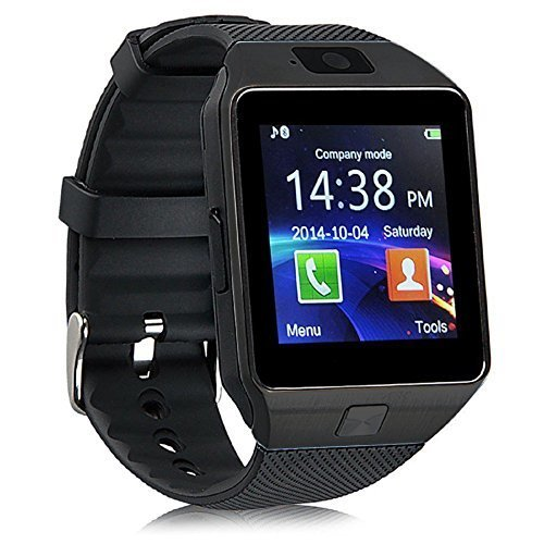 Digital Watches Men's Watches Dz09 New Smartwatch Intelligent Digital Sport Gold Smart Watch Dz09 Pedometer For Phone Android Wrist Watch Men Womens Watch